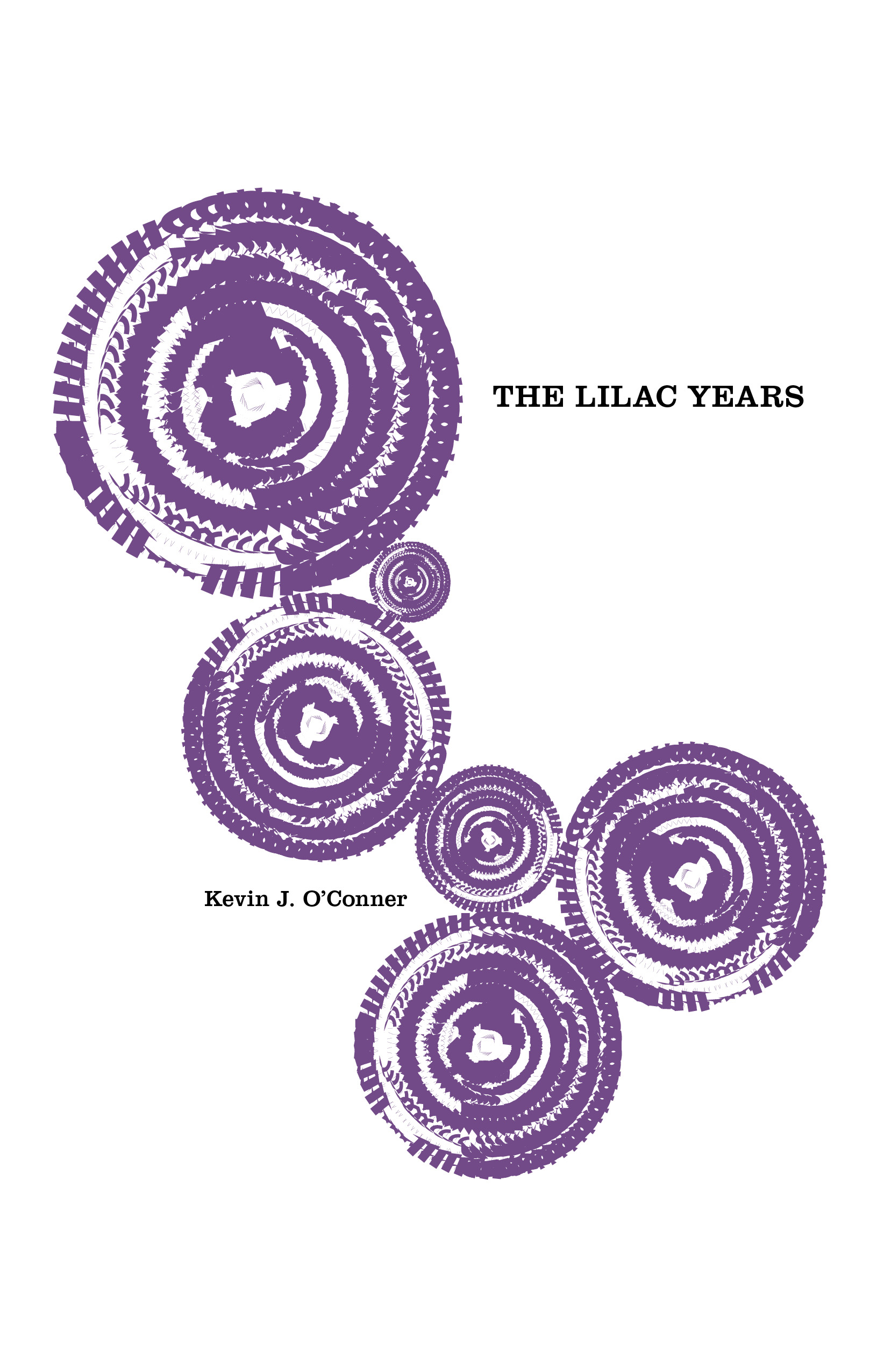 The Lilac Years—new cover draft